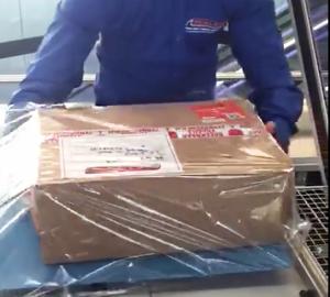 Box sealing
