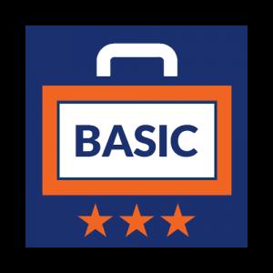 Basic Protection - enkele folielaag